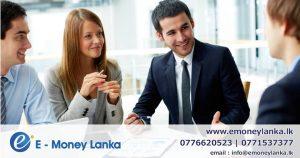 Welcome E-Money Lanka